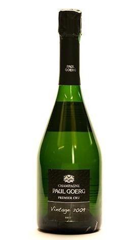 Paul Goerg champagne bottle