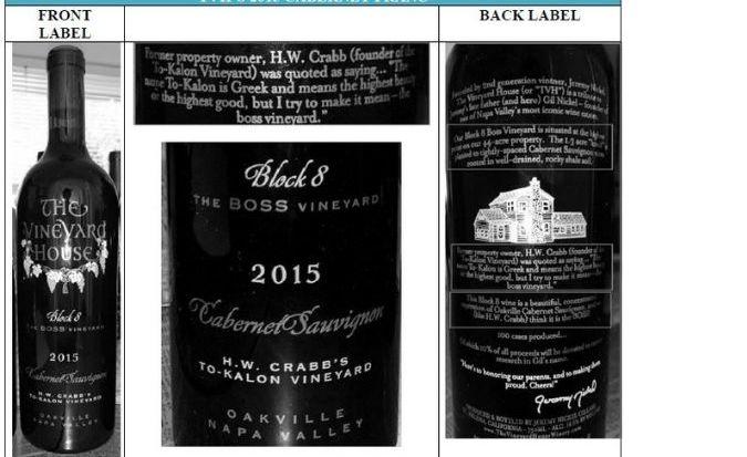 A bottle of The Vineyard House Cabernet Franc.jpg