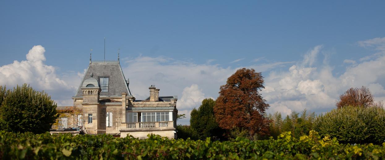 St Emilion's Chateau Ausone