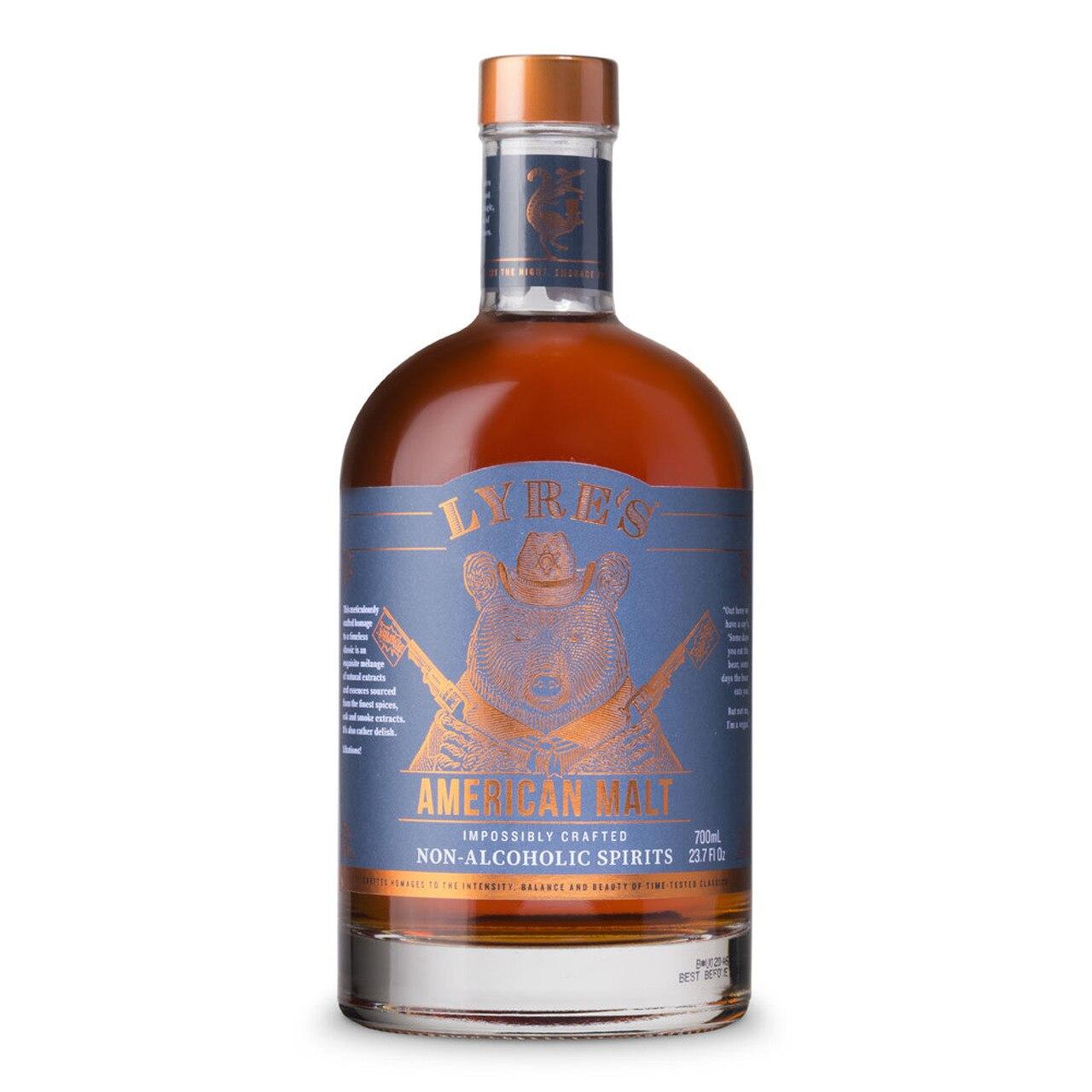 American Malt Non-Alcoholic Spirit