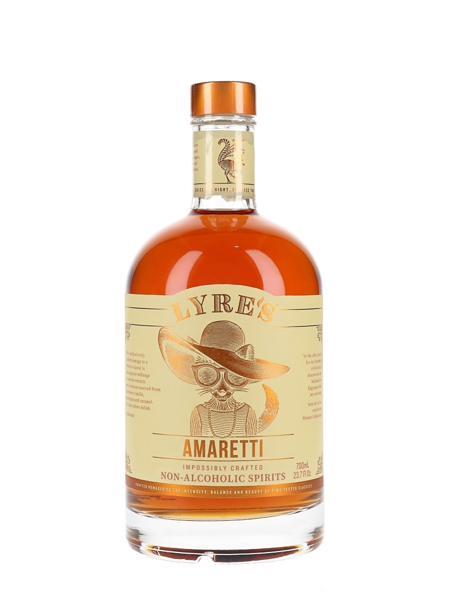 Amaretti Non-Alcoholic Spirit