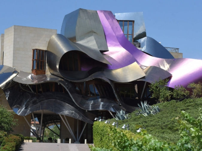 Marqués de Riscal is the oldest winery in Rioja, but its striking hotel, designed by Frank Gehry, can overshadow this longevity.