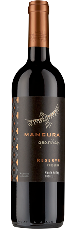Mancura Carignan bottle