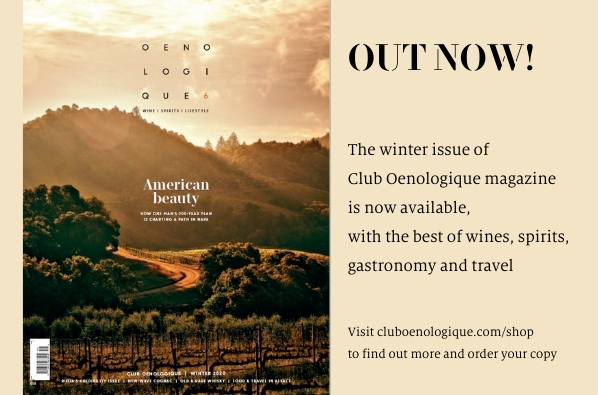 Issue 6 of Club Oenologique magazine is out now