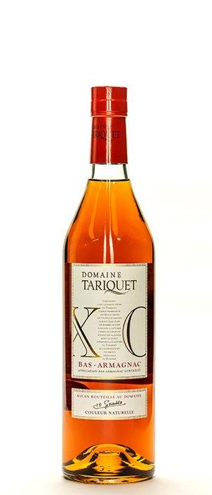 Bottle of Domaine Tariquet's XO Bas-Armagnac