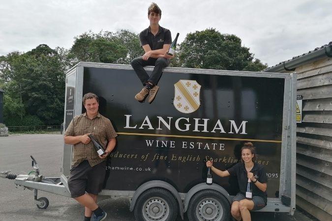 Langham team