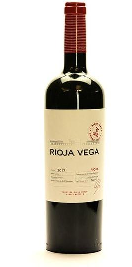 Bottle of Rioja Vega Edicion Limitada Tempranillo-Graciano Crianza