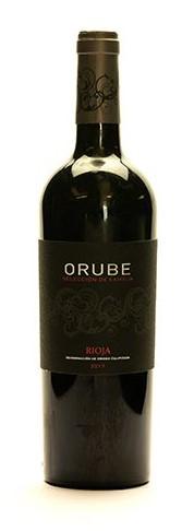 Bottle of Orube Selección de Familia