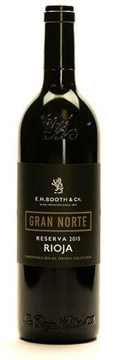 Bottle of Booths Gran Norte Rioja Reserva