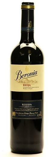 Bottle of Beronia Reserva