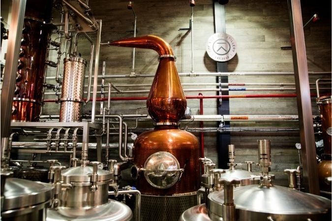 Inside The Kyoto Distillery