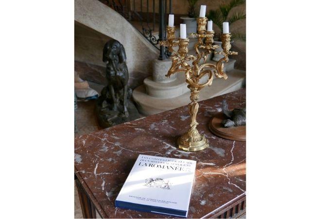La Romanee book