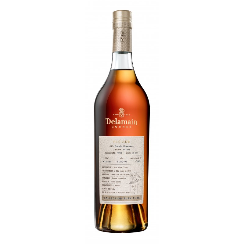 Collection Plénitude 1980 Vintage Cognac