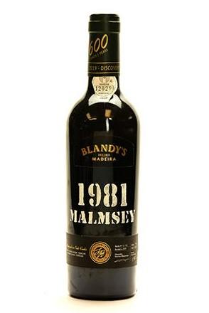 Malmsey Madeira