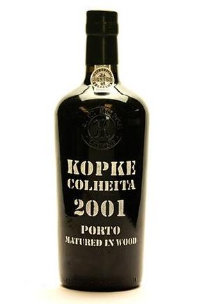 Colheita 2001