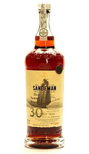 Sandeman bottle shot