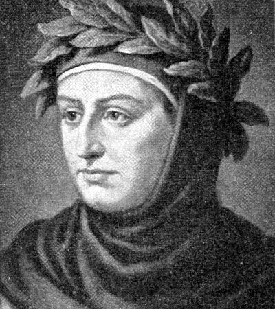 Giovanni Boccaccio, author of the Decameron