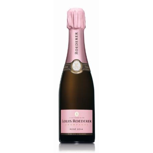 bottle of Roederer Rose