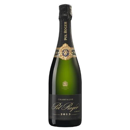Bottle of Pol Roger 2013