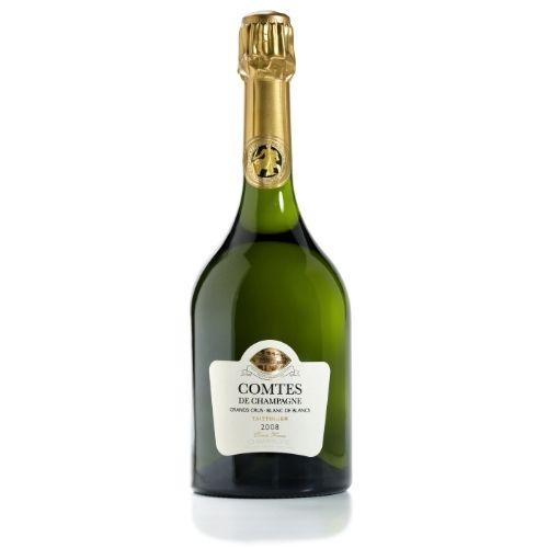 Bottle of Taittinger 2008