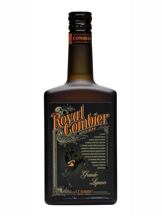 royal combier bottle