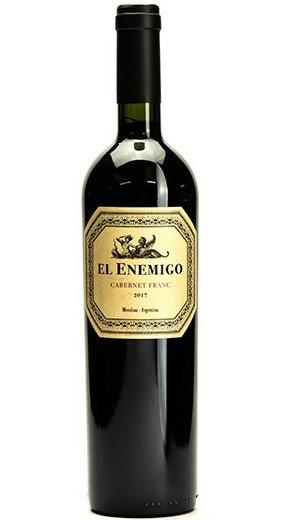 El Enemigo bottle