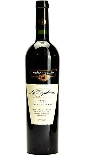 La Capitana bottle