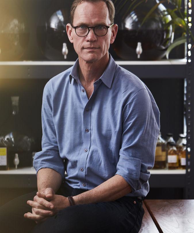 John Glaser the Scotch whisky company Compass Box