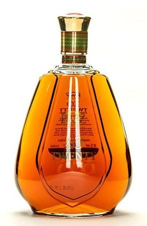 KWV brandy bottle