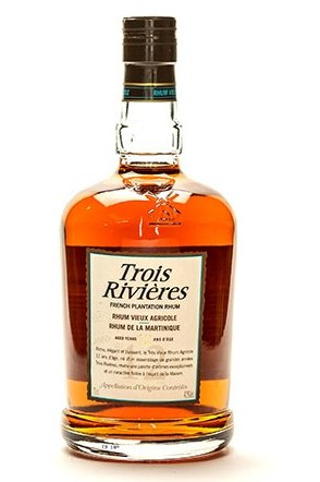 Trois Rivieres 12 bottle