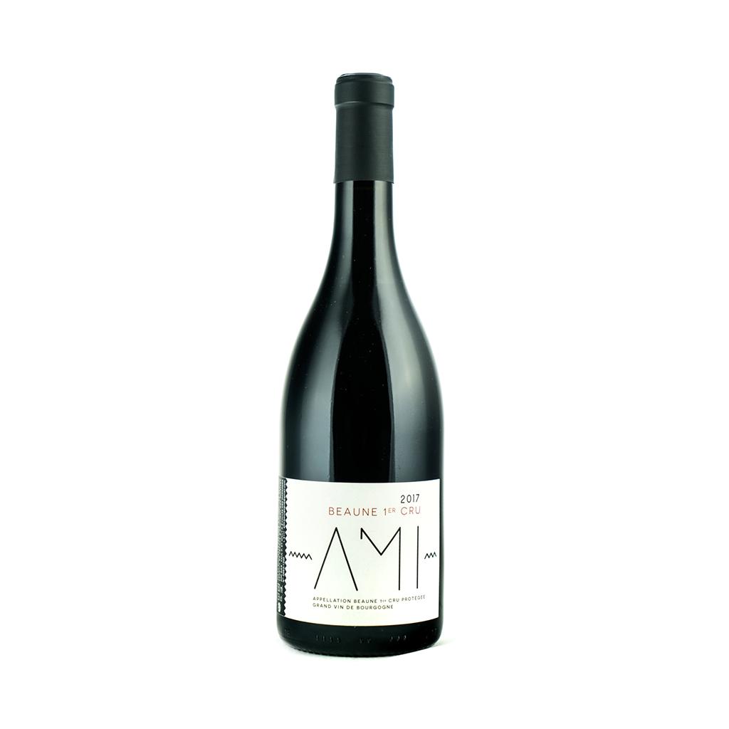 Ami-Burgundy