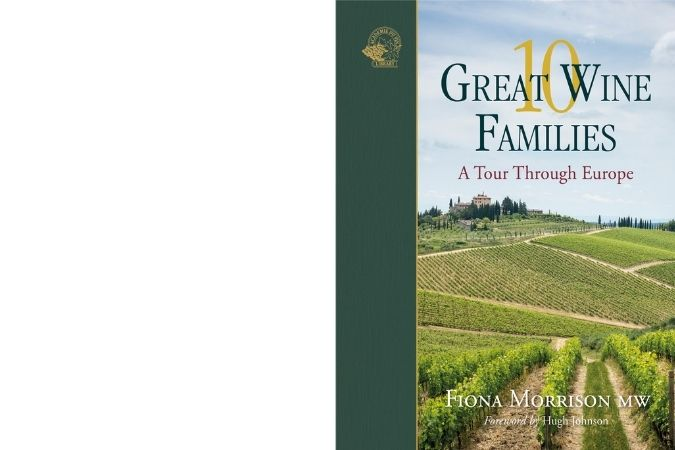 10 great wine families book