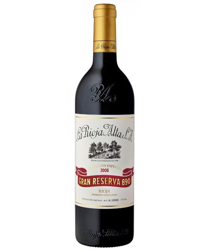 World-class Riojas – La Rioja Alta, 890 Selección 98 Especial Gran Reserva