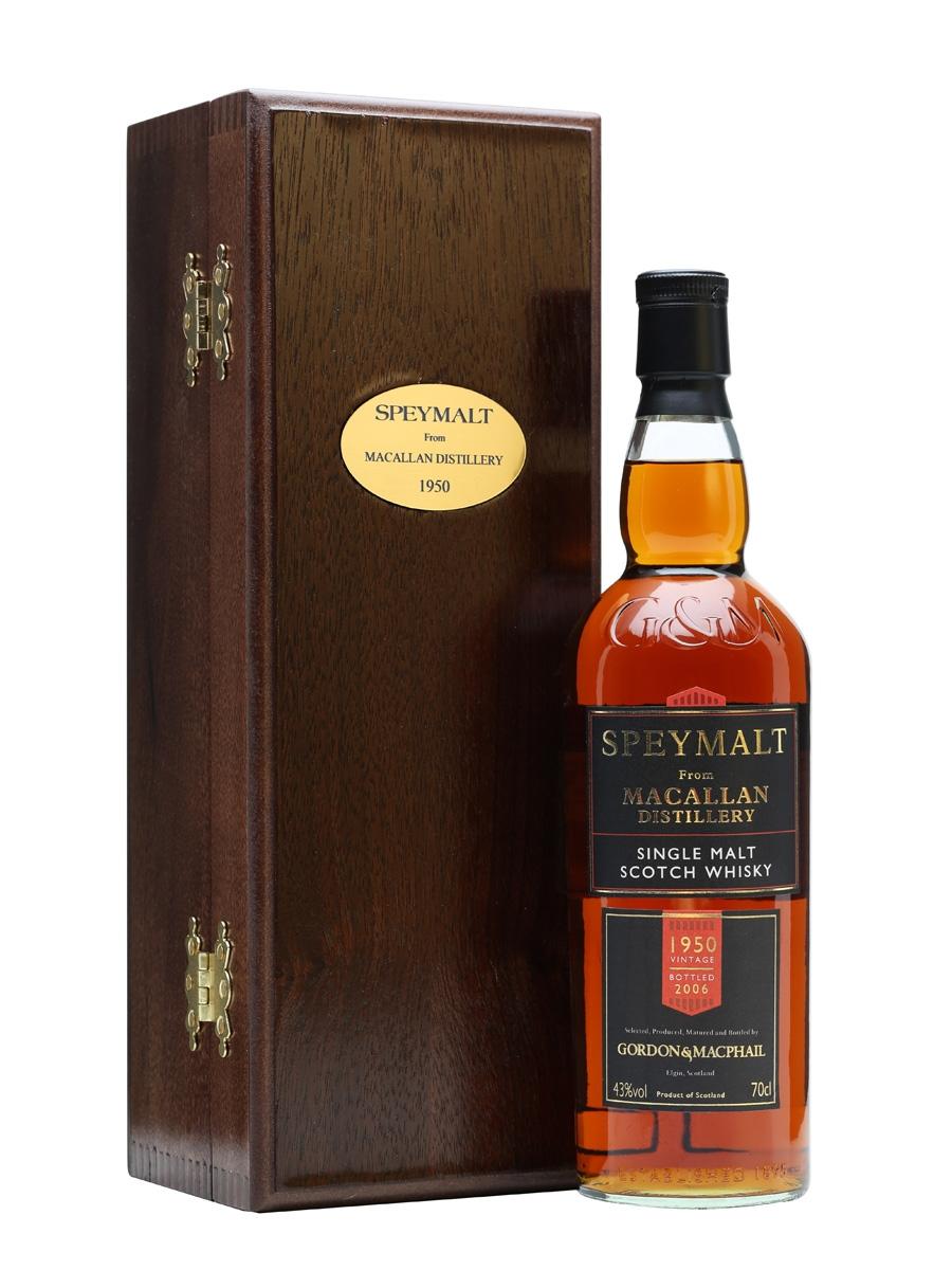 Speymalt (distilled 1950)