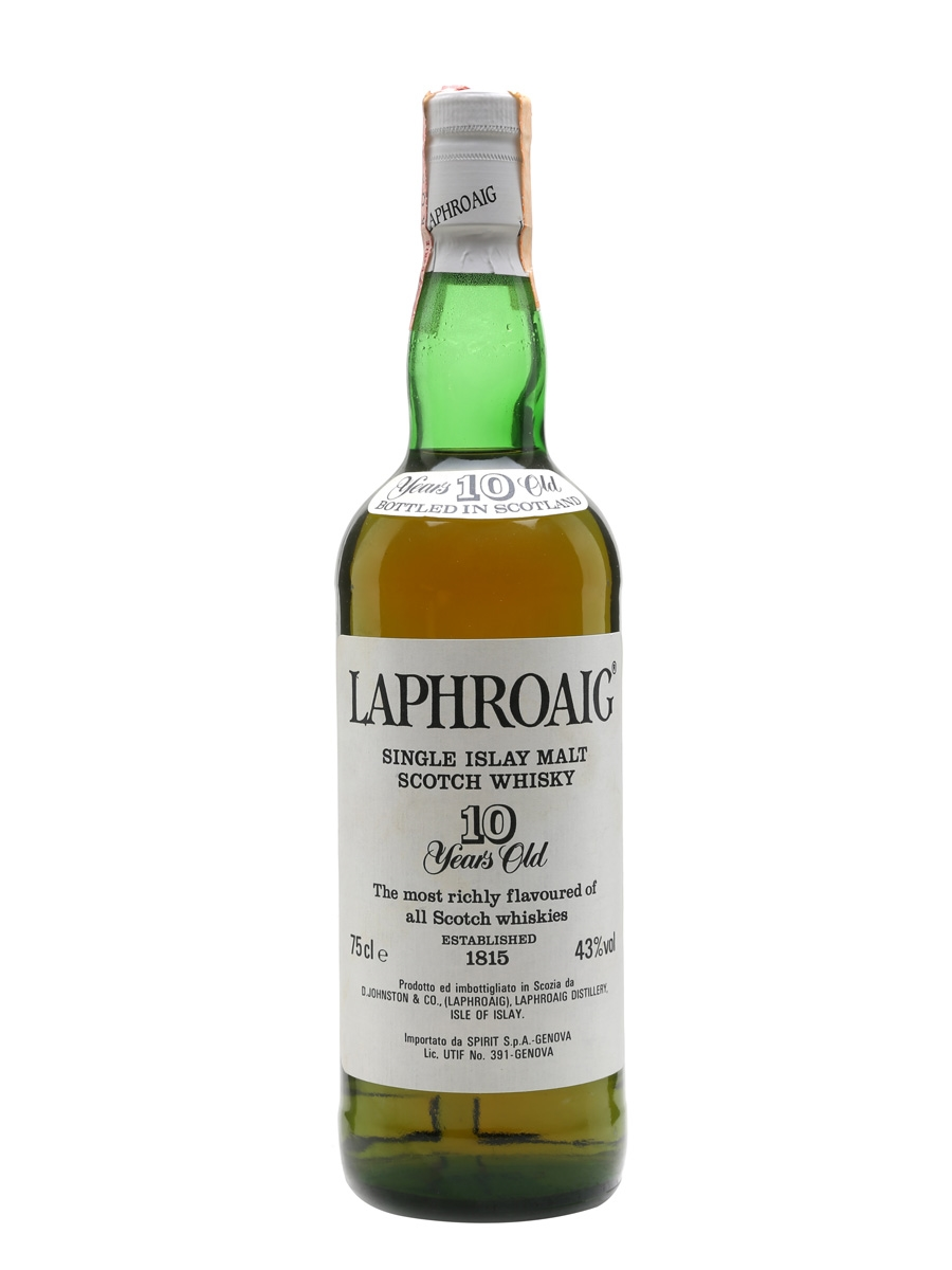 10 Year Old (bottled 1980)