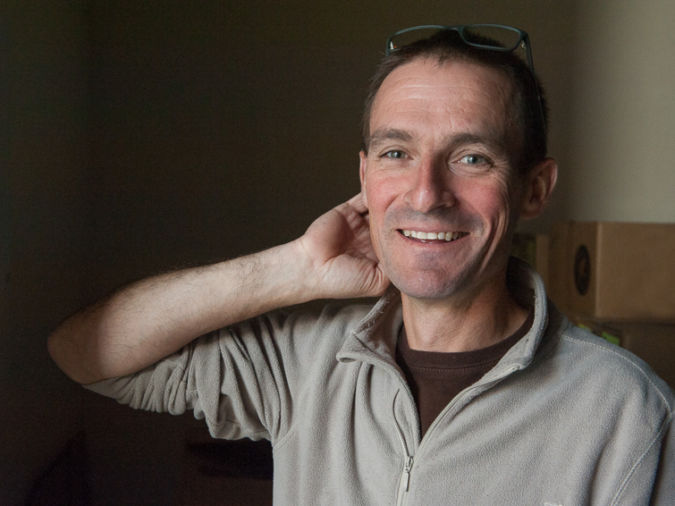 Burgundy 2019 producer Laurent Pillot