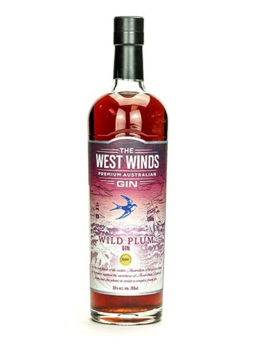 The West Winds Gin – Wild Plum