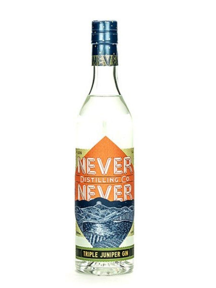Triple Juniper Gin