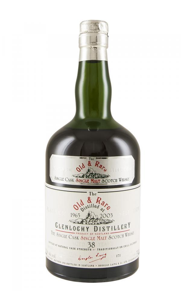 38 Year Old (distilled 1965)