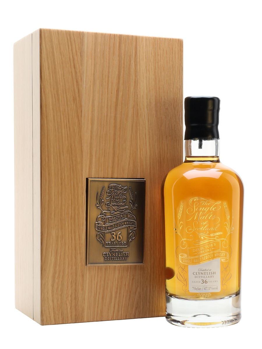 Clynelish 36-year-old whisky