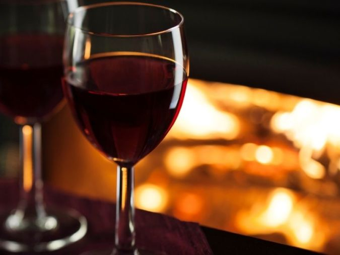Italian red wines for winter