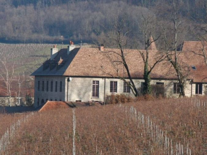 Domaine du Pélican in Jura