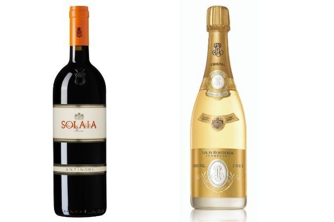 Wine investment best bottles