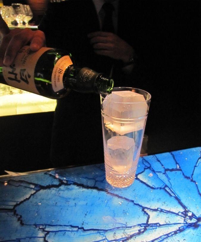 Highball – Japanese whisky