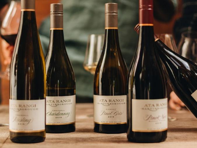 Ata Rangi wines