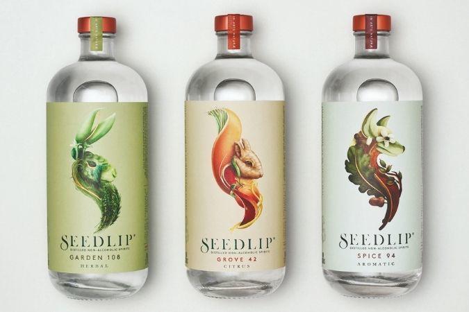 Seedlip – non-alcoholic spirits