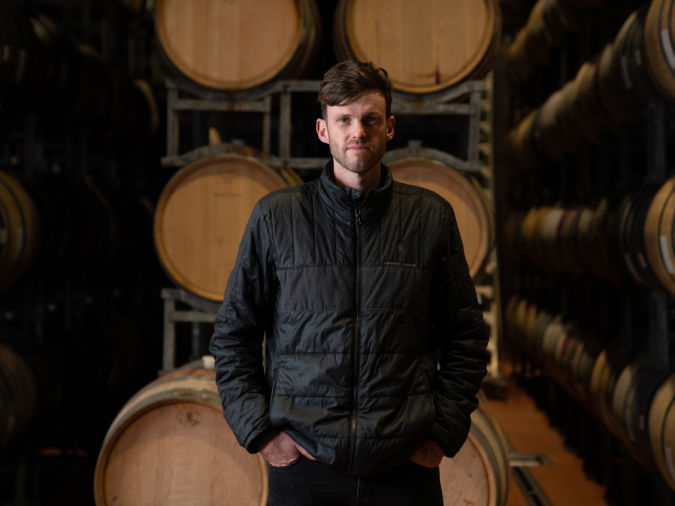 Julian Grounds, chief winemaker at Craggy Range in Hawke's Bay