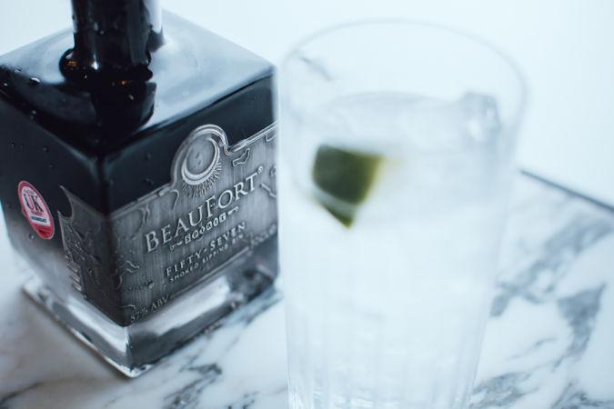 BeauFort Spirit gin