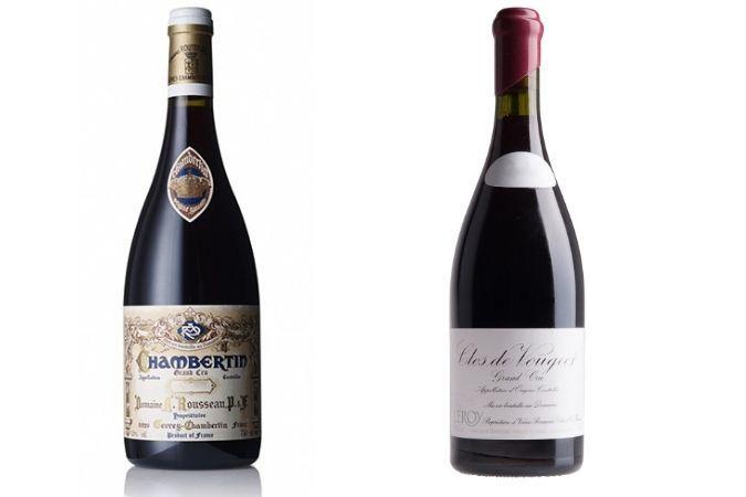 Chambertin - Burgundy investment