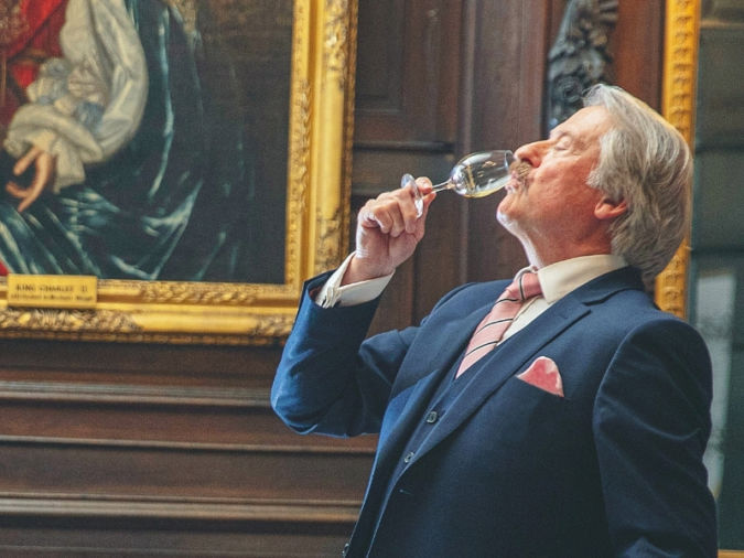 The Dalmore master blender Richard Paterson